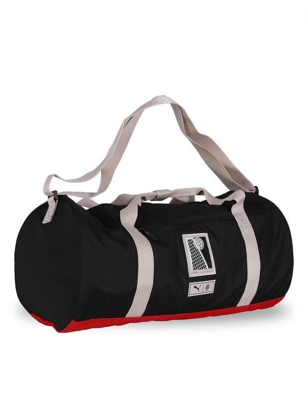 PUMA AC Milan Premium Barrel Bag Black - 076816-03 - 1