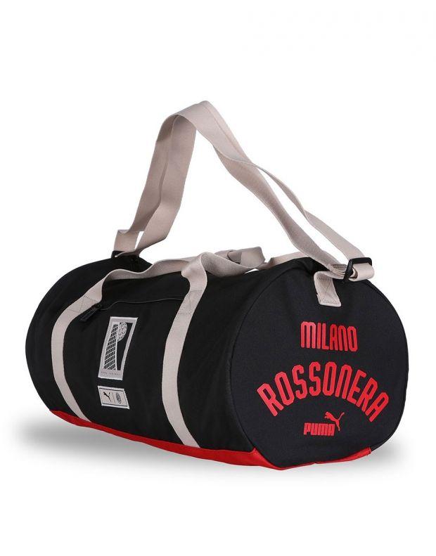 PUMA AC Milan Premium Barrel Bag Black - 076816-03 - 2