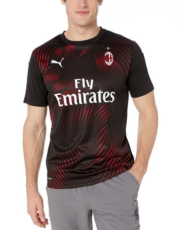 PUMA AC Milan Third Tee Black - 755886-03 - 1