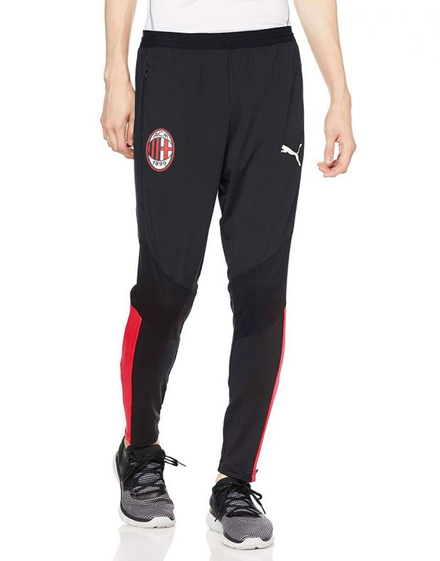 PUMA AC Milan Training Pants Pro Black - 1