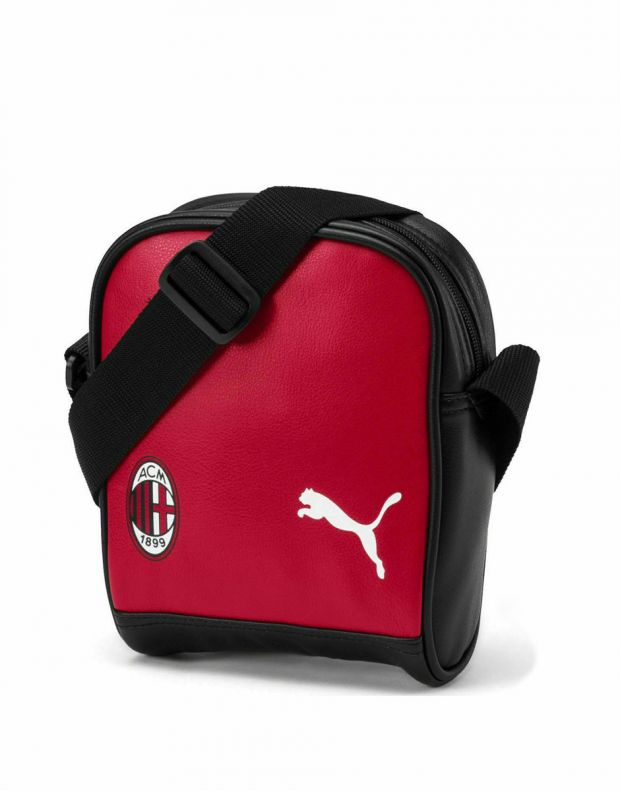 PUMA AC Milan Urban Portable Bag Red - 075941-01 - 1