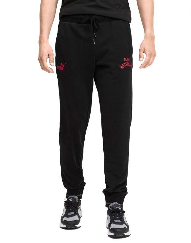 PUMA Ac Milan Premium Pants Black - 756039-03 - 1