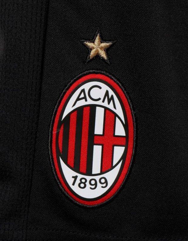 PUMA Ac Milan Shorts Black - 4