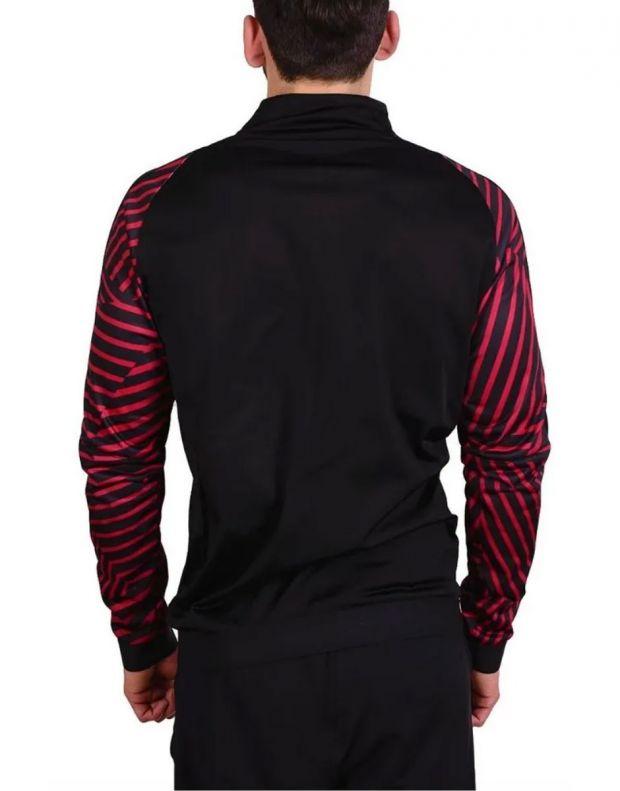 PUMA Ac Milan Stadium Jacket Black - 3
