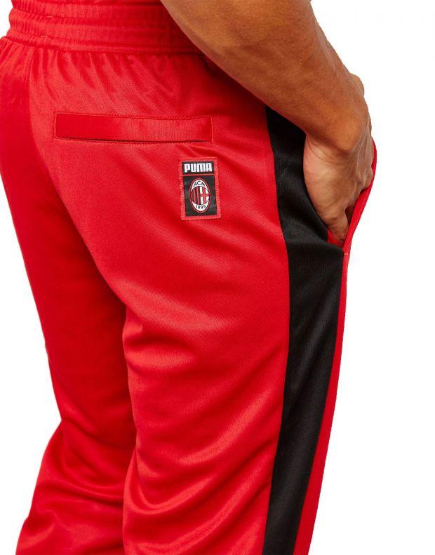 PUMA Ac Milan T7 Pants Red - 4