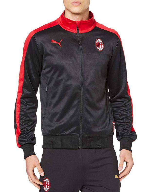 PUMA Ac Milan T7 Tracktop Black - 754714-10 - 1