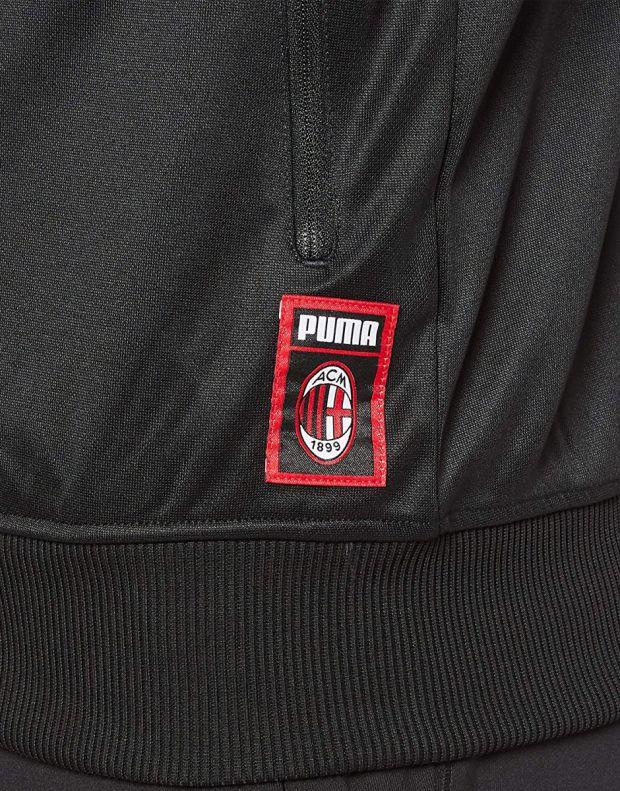 PUMA Ac Milan T7 Tracktop Black - 754714-10 - 3