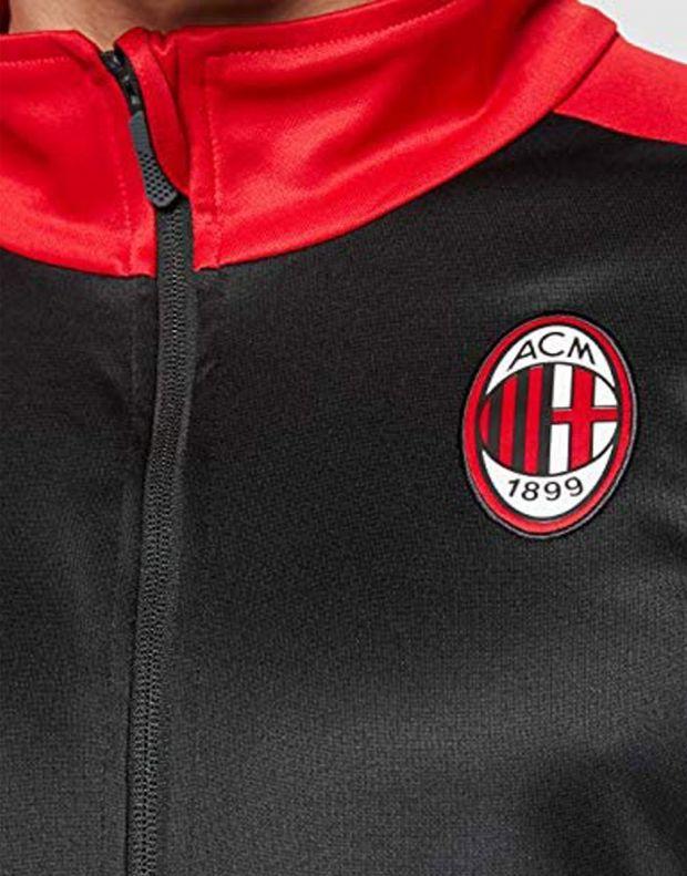 PUMA Ac Milan T7 Tracktop Black - 754714-10 - 4