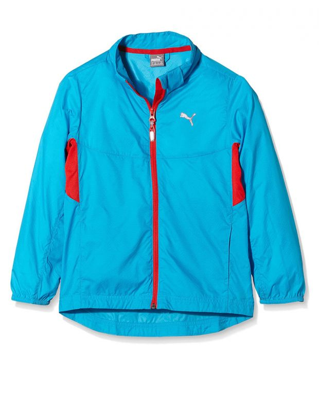 PUMA Active Rapid Windjacket Blue - 836770-10 - 1