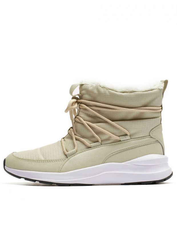 PUMA Adela Winter Boot Beige - 369862-02 - 1