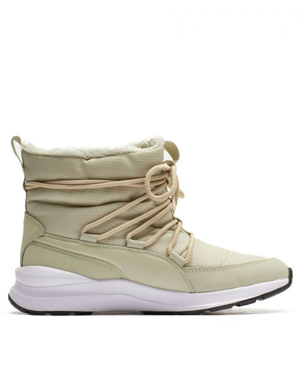 PUMA Adela Winter Boot Beige - 369862-02 - 2