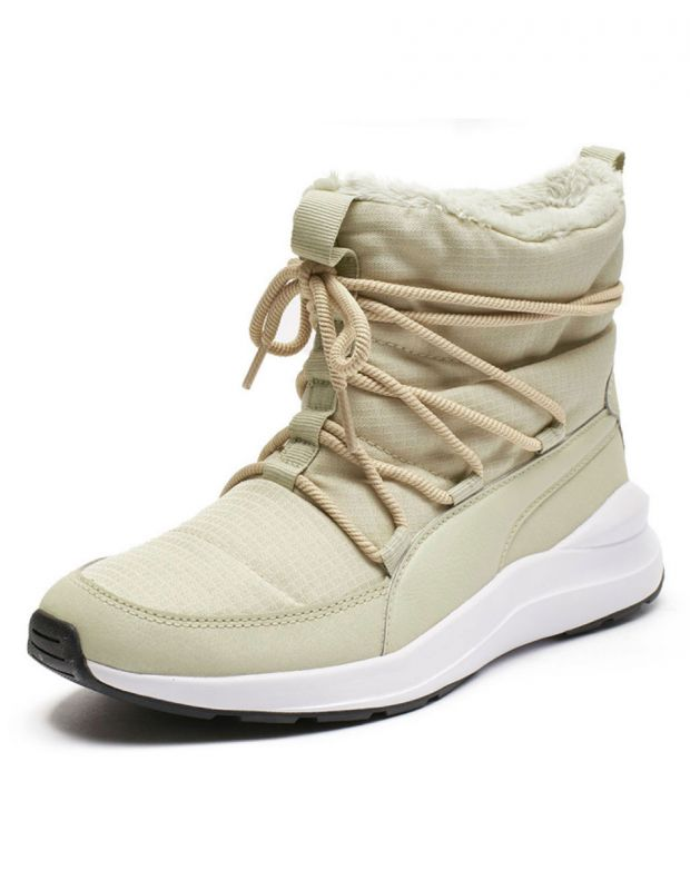 PUMA Adela Winter Boot Beige - 369862-02 - 4