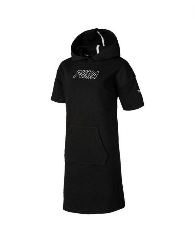 PUMA Alpha Hooded Dress Black - 854373-01 - 1
