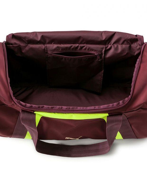 PUMA At Shift Duffel Bag Purple - 076633-01 - 4