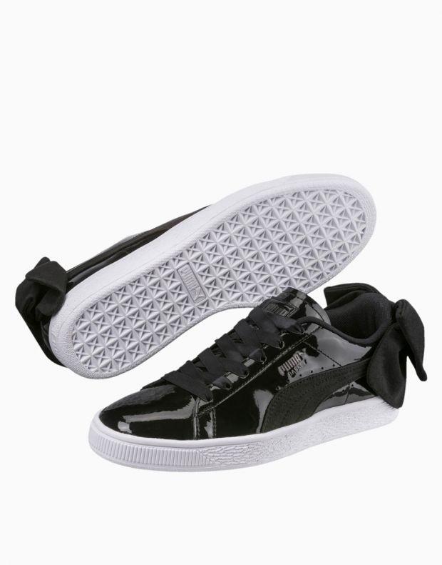 PUMA Basket Bow Sb Black - 367353-01 - 3