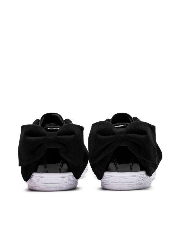 PUMA Basket Bow Sb Black - 367353-01 - 4