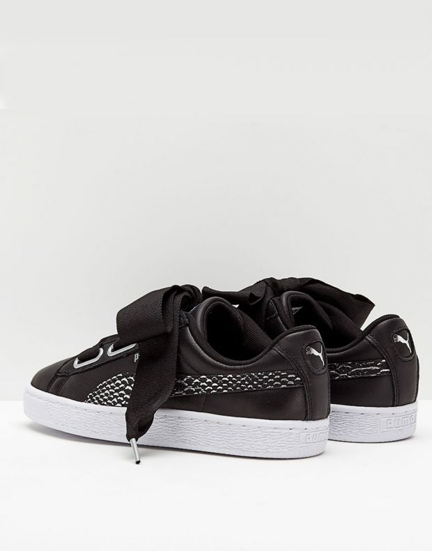 PUMA Basket Heart Oceanair Black - 366443-01 - 4
