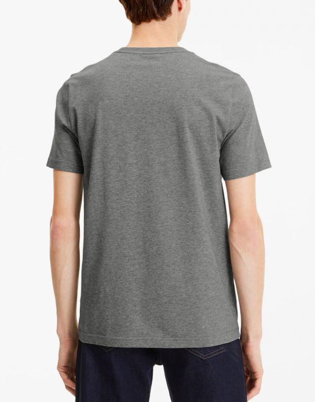 PUMA Big Logo Tee Grey - 2