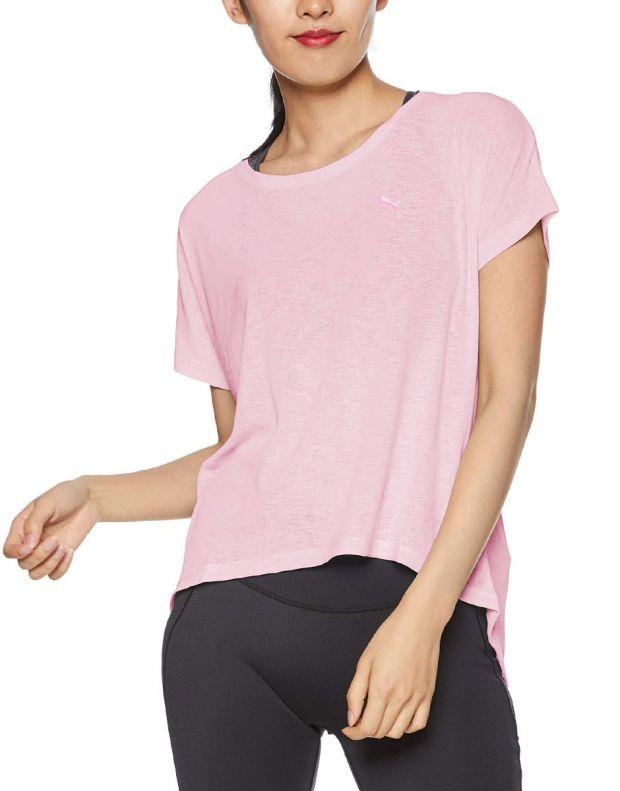 PUMA Bold Tee Pink - 517965-01 - 1