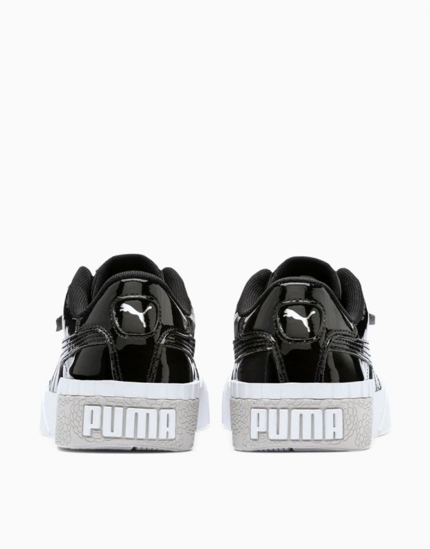 PUMA Cali Patent Black - 370139-02 - 4
