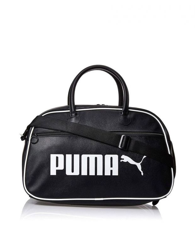 PUMA Campus Grip Bag Black - 076695-01 - 1