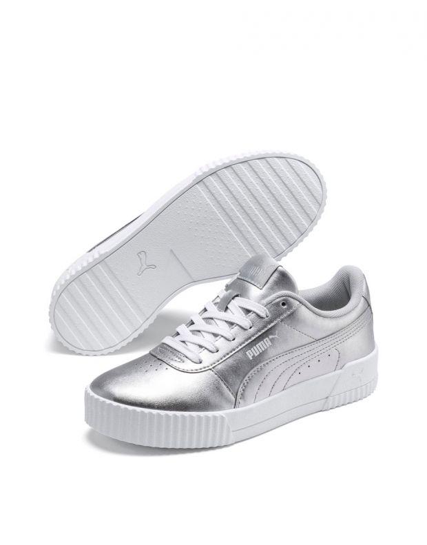 PUMA Carina Sneakers Metallic  - 372852-01 - 3