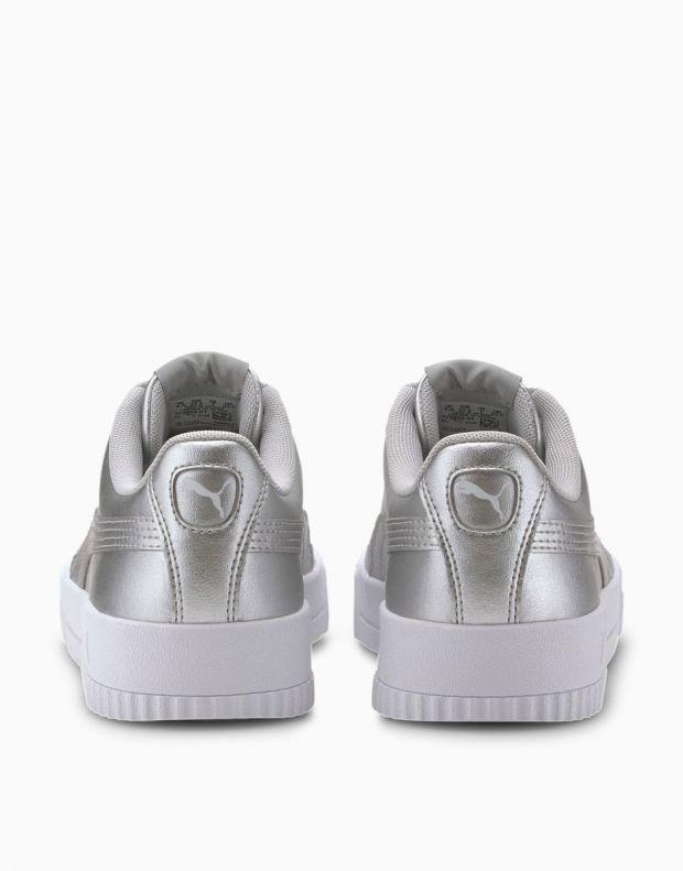 PUMA Carina Sneakers Metallic  - 372852-01 - 4