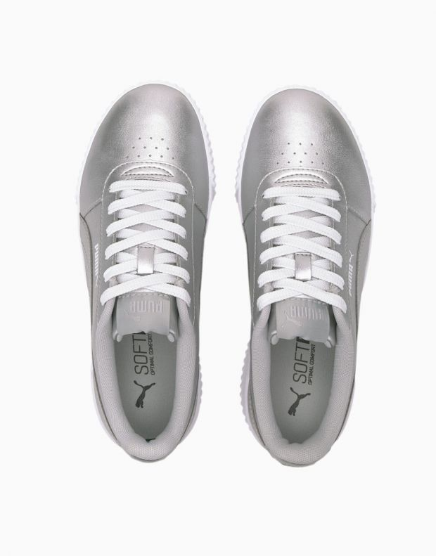 PUMA Carina Sneakers Metallic  - 372852-01 - 5
