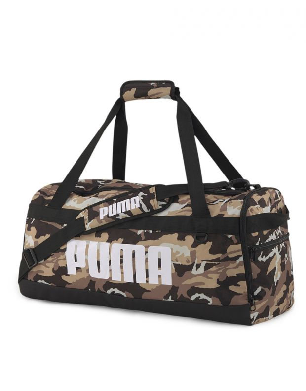 PUMA Challenger Duffel Bag Camo - 076621-05 - 1