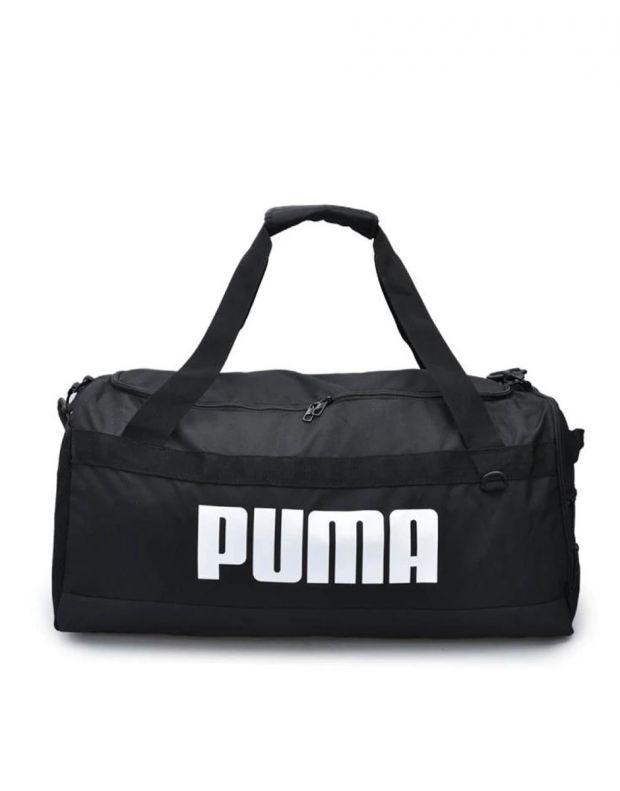 PUMA Challenger Duffer Bag Black - 076621-01 - 1