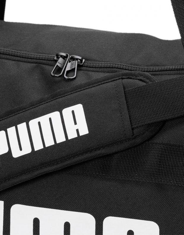 PUMA Challenger Duffer Bag Black - 076621-01 - 5
