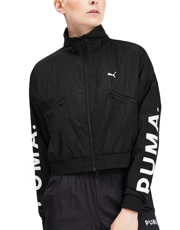 PUMA Chase Woven Jacket Black - 595493-01 - 1