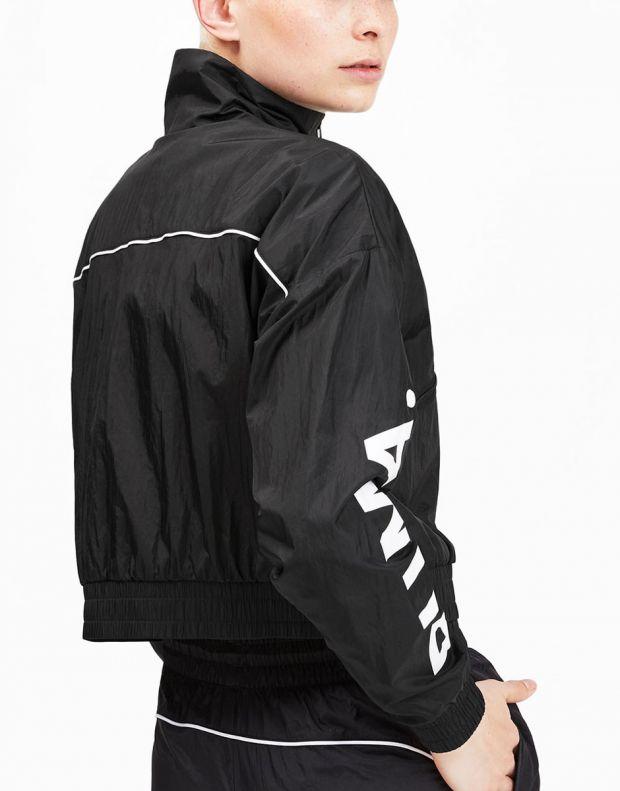 PUMA Chase Woven Jacket Black - 595493-01 - 2