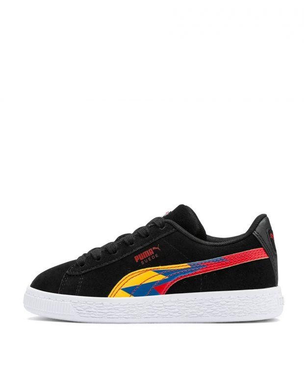 PUMA Classic Lightning Sneakers Black - 370386-02 - 1