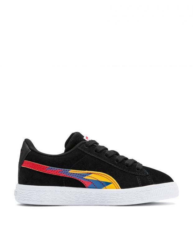 PUMA Classic Lightning Sneakers Black - 370386-02 - 2