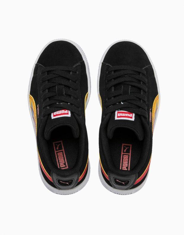 PUMA Classic Lightning Sneakers Black - 370386-02 - 5