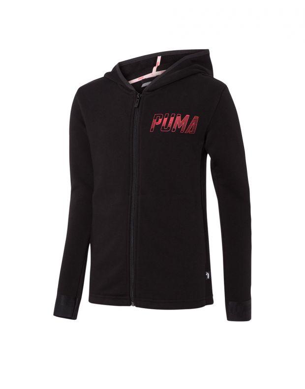 PUMA Classic Logo Hoodie Black - 580596-01 - 1