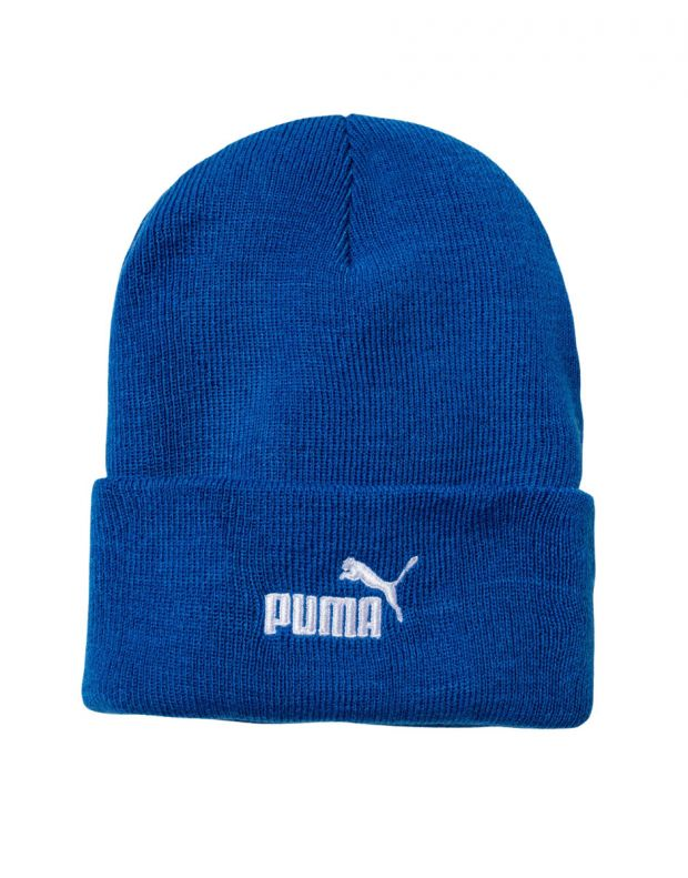 PUMA Classic Style Beanie Blue - 021274-03 - 1