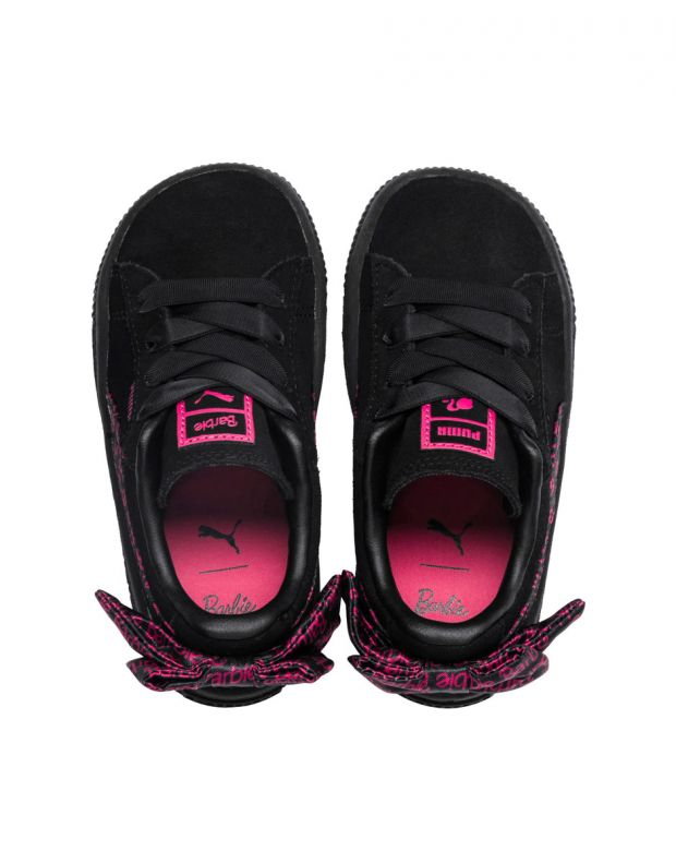 PUMA Classic X Barbie No Doll Black - 366659-01 - 4