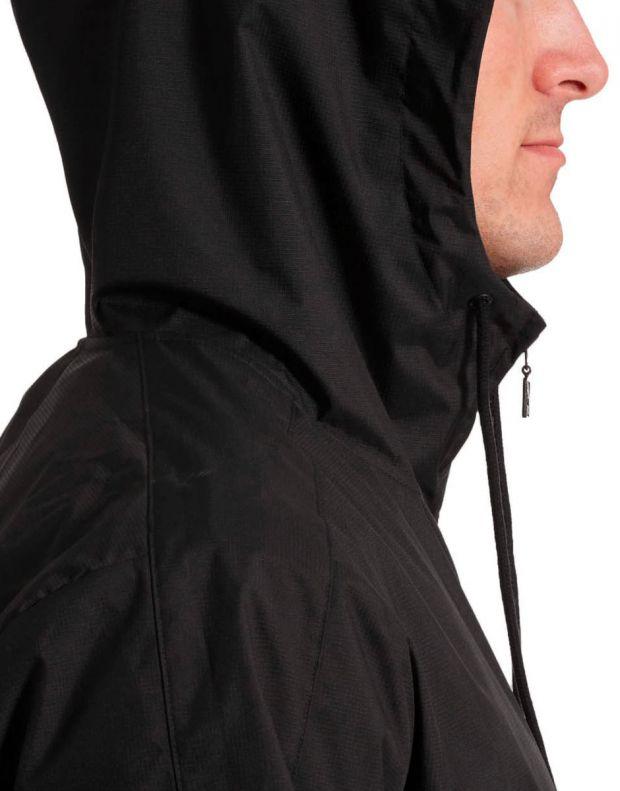 PUMA Classics Archive Logo Windbreaker Jacket Black - 573316-01 - 3