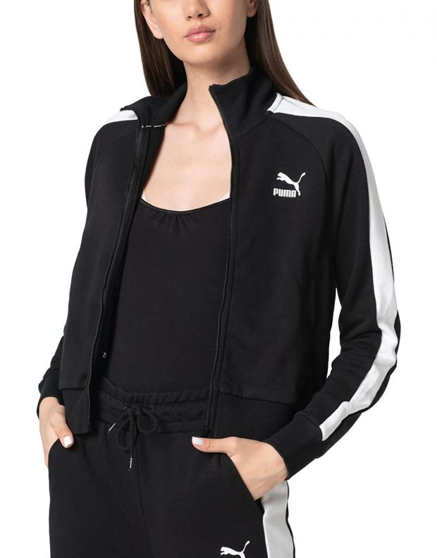 PUMA Classics Jacket Black - 595938-01 - 1