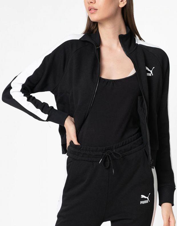 PUMA Classics Jacket Black - 595938-01 - 3