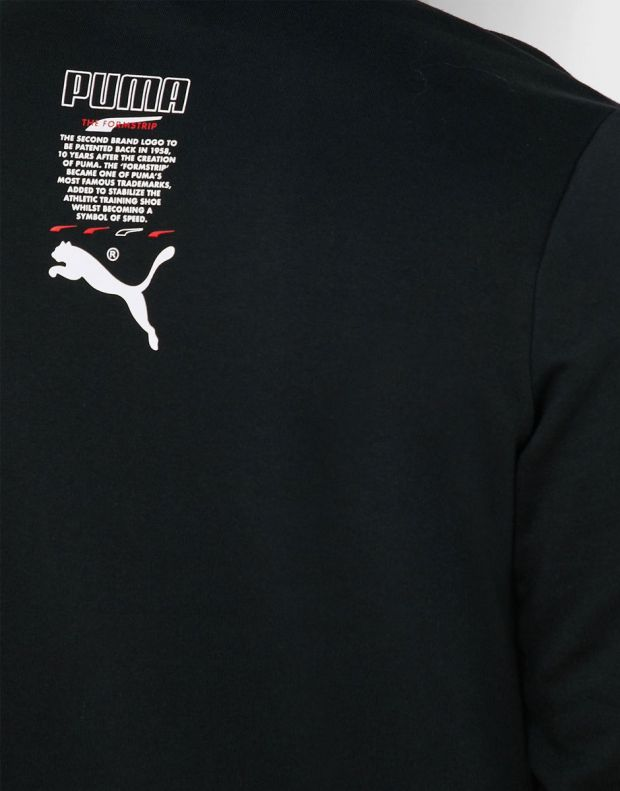 PUMA Club Hoody Black - 597322-01 - 4