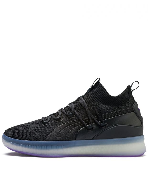 PUMA Clyde Court Sneakers Black  - 1