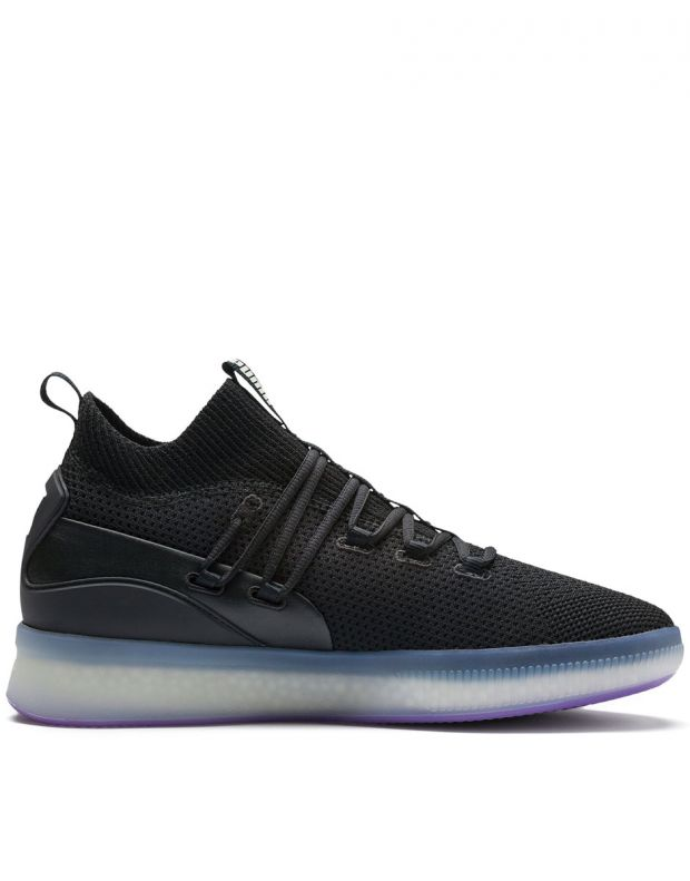PUMA Clyde Court Sneakers Black  - 2