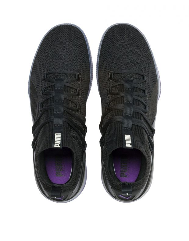 PUMA Clyde Court Sneakers Black  - 5