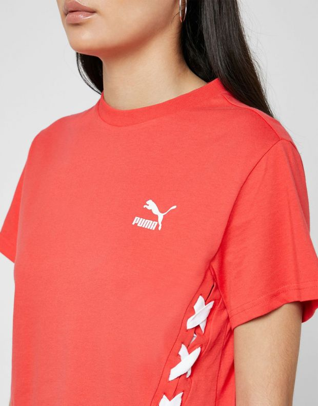 PUMA Crush Tee Red - 578270-13 - 4