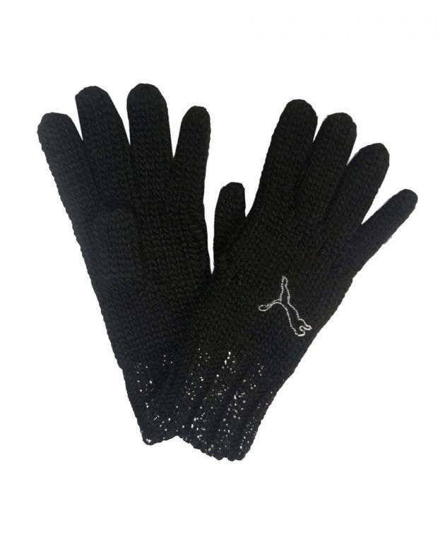 PUMA Dandle Gloves Black - 040674-01 - 1