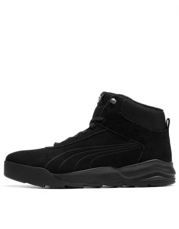 PUMA Desierto Sneaker All Black - 361220-02 - 1