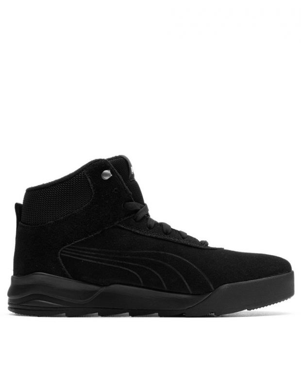 PUMA Desierto Sneaker All Black - 361220-02 - 2